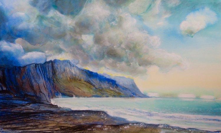 Griban Cliffs, Mull