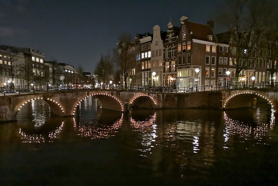 Highly Commended-Herengracht-Mike Hawkridge ARPS, AFIAP