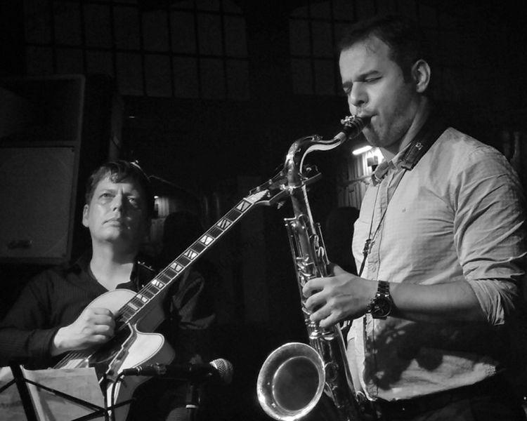 Highly Commended-Jazz at Kew Bridge-Brenda Cockett