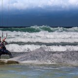Kite Surfer Watergate Bay
