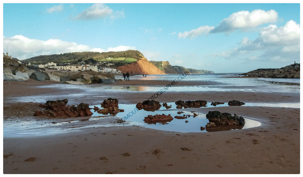 Highly Commended-Sidmouth Beach-Sue Cox