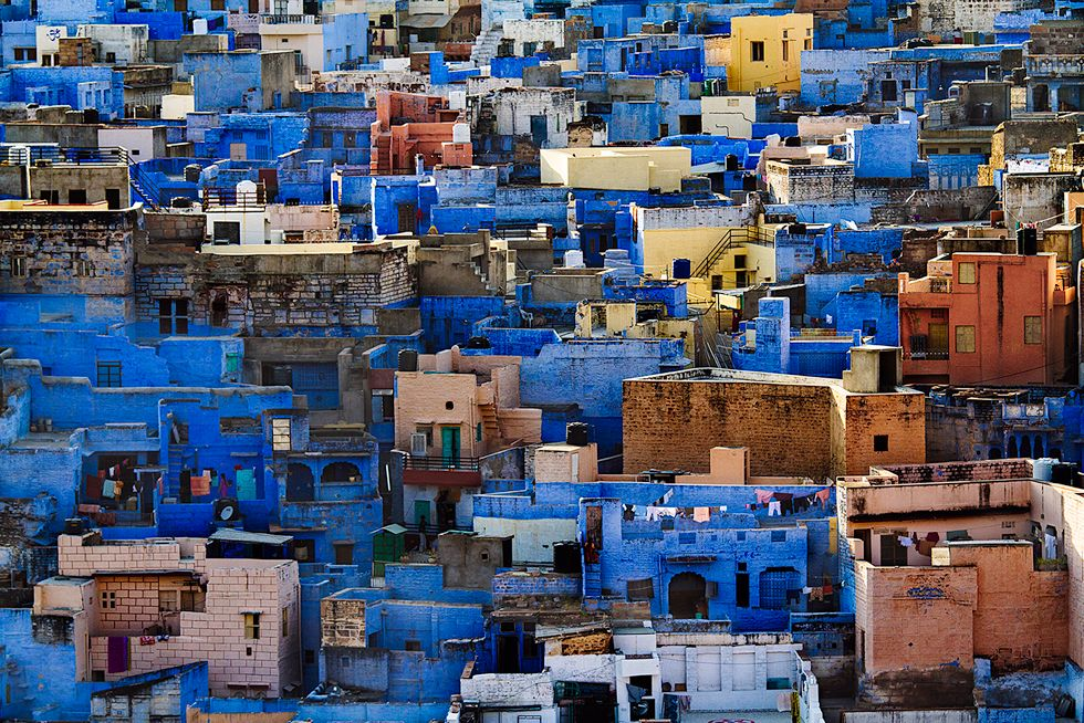 Commended-The Blue City-Harri Pollard