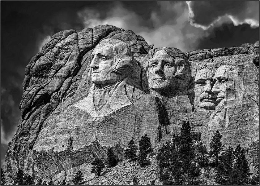2nd-Presidents Cast In Stone-John Marchbank