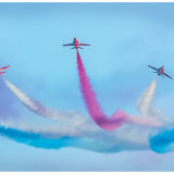 Highly Commended-Red Arrows-Julian Shaw
