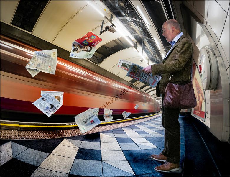 1st-Spreading the News-Mike Hawkridge ARPS, AFIAP