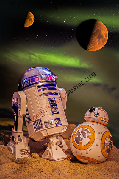 Highly Commended-Star Wars Two-Keith Ridings