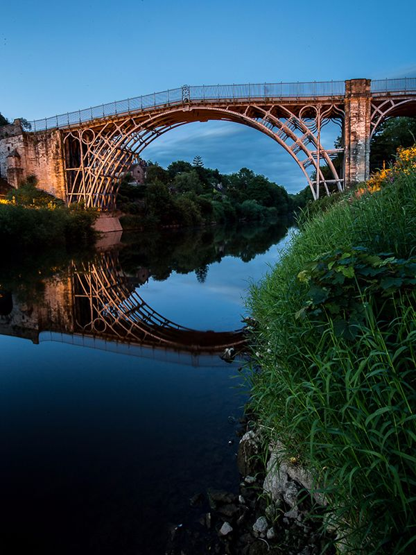 2nd (Open Subject)-Iron bridge-Keith Ridings