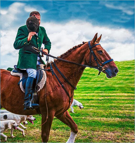 2nd-Huntsman-Tony Spooner, ARPS