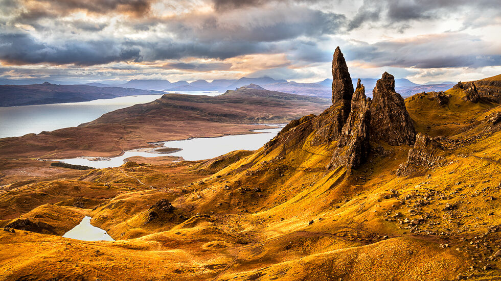 3rd-The Old Man of Storr-Suzanne Parsons LRPS