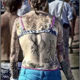 Tatooed Lady
