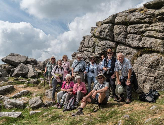 Belstone Group Photo