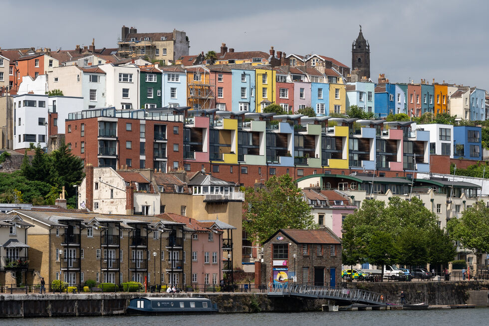 Colours of Bristol - Michael Ginsberg