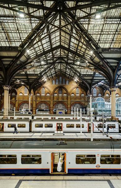 C Liverpool Street Station Mike Hawkridge