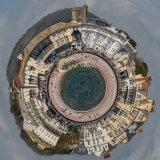 Circular seafront