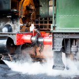 Commended - Letting off steam at Buckfastleigh - George Webb