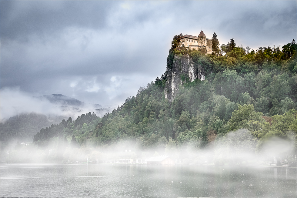 2nd-Early Morning Lake Bled-Tony Spooner