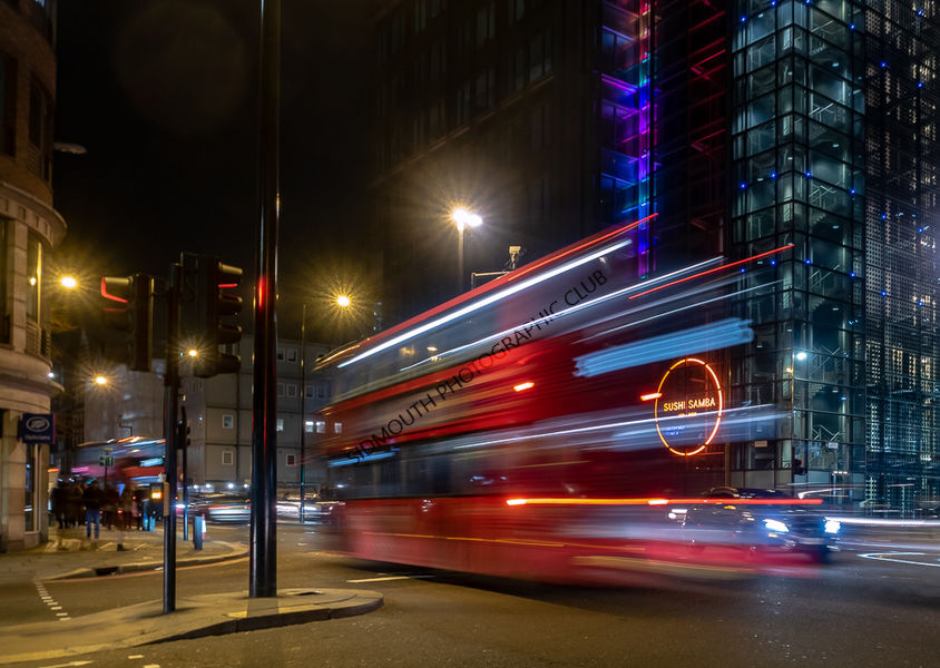 Highly Commended-Night Bus-John Keele