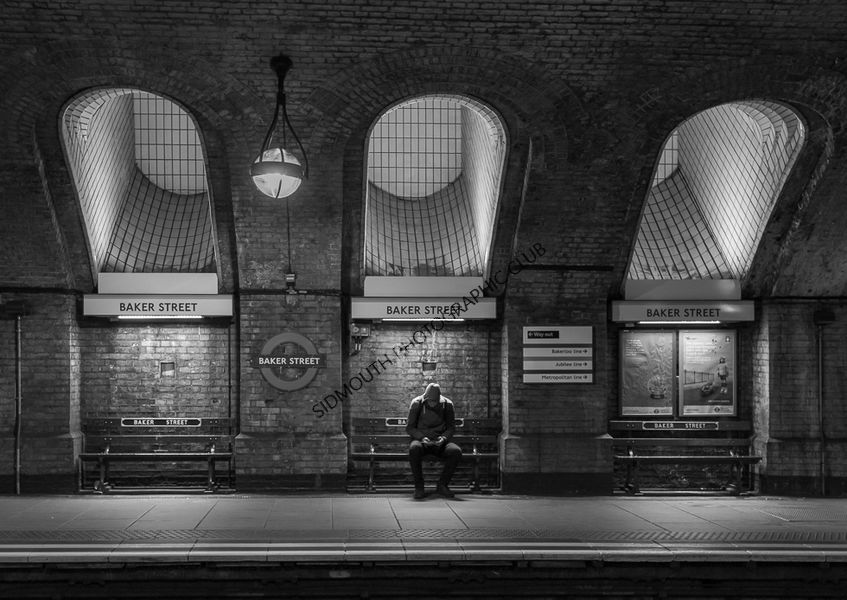 Highly Commended-No rush hour-Michael Ginsberg