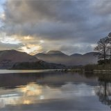 Dusk at Derwentwater