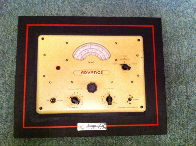 Advance (illuminated)