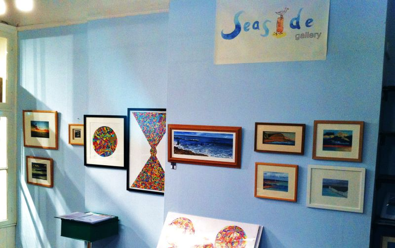 Seaside gallery - Bexhill on Sea