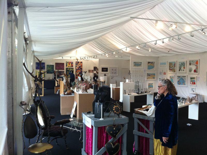 Henley Arts Festival - Riverside Gallery
