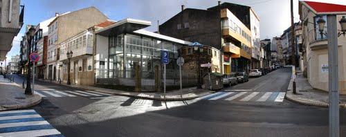 Museo Municipal Ramon Aller in Lalin, Pontevedra, Galicia