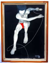 Pete Murphy Bauhaus - this item is now sold