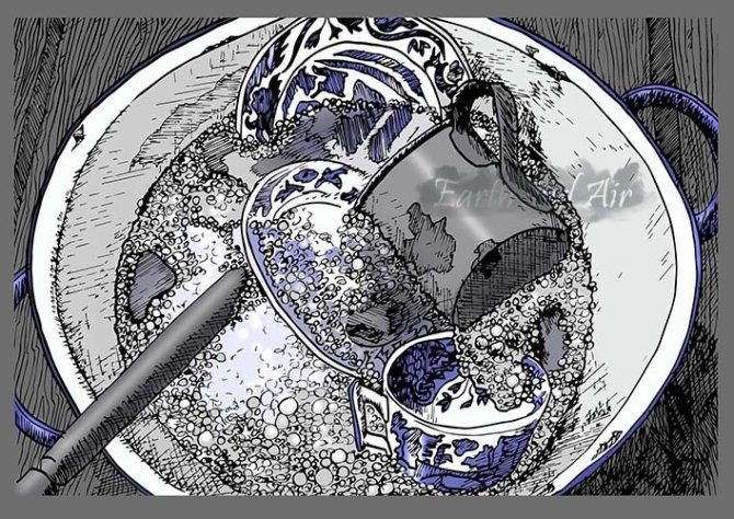 Washing-up Avoncroft