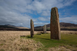 Pictish Standing Stones