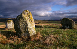 Pictish Standing Stones, Heathery Haw