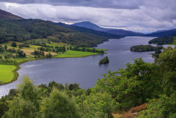 Loch Tummel Queens View