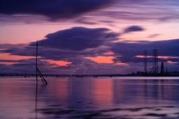 River Tay at Sunset