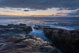 Seascape at Dawn