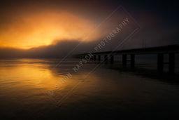 Sunrise, Tay Road Bridge