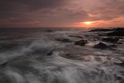 North Sea Coast, Sunrise