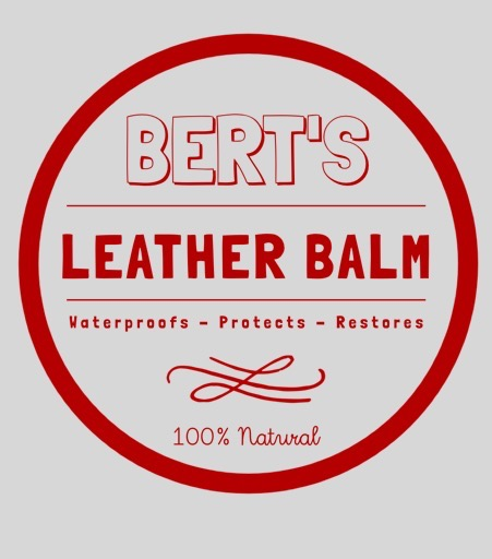 Berts 100% Natural Leather Balm
