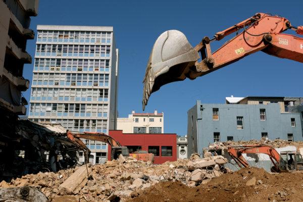 excavating the future