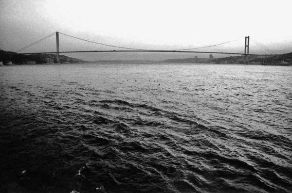 Bosphorous bridge
