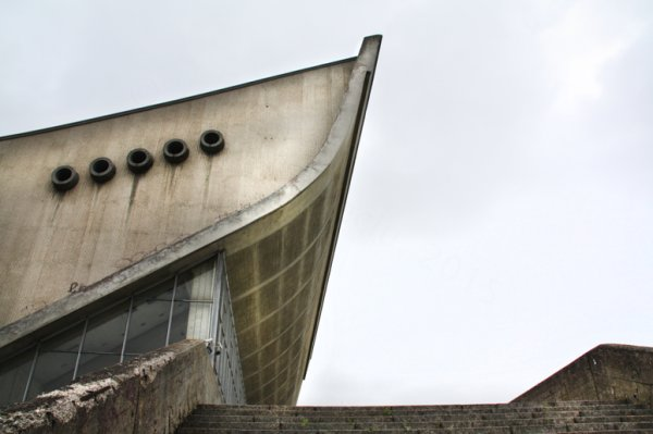 Soviet architectural angles