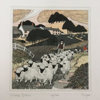 Sheep Dawn
