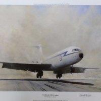 VC10 Liftoff