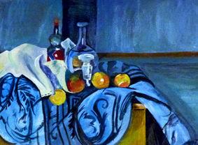 Deborah's Cezanne Still Lifeb