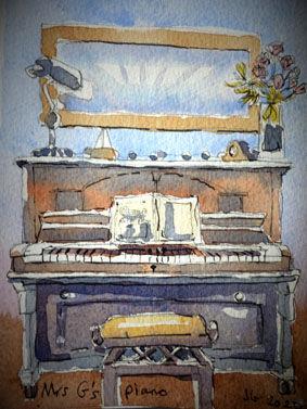 GilbertMrsG piano