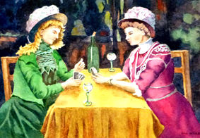 Jill's Cezanne Card Playersb