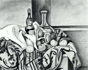 Lianne's Cezanne Still Lifeb
