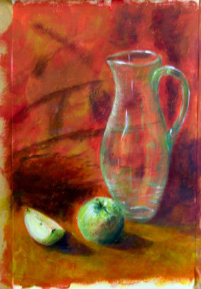Norman Long Painting in Oils Workshop 1b