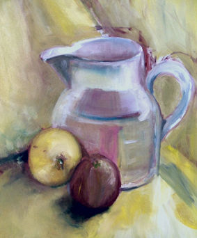 Norman Long Painting in Oils Workshop 2b
