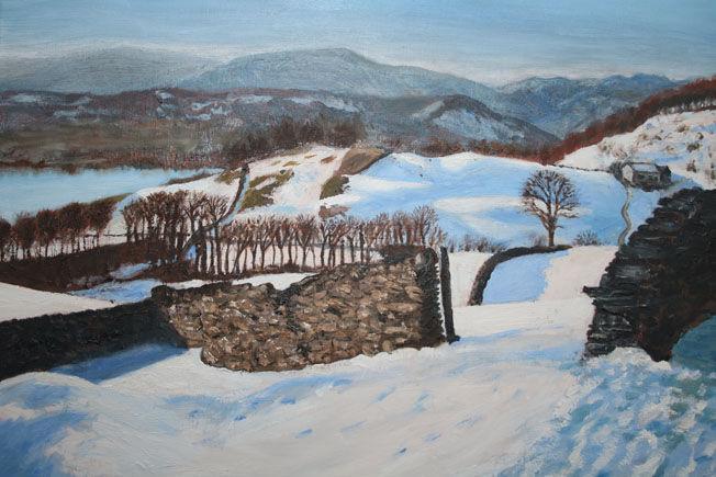 Skelghyll Snow
