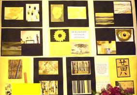 Yelllow, Black and White Challlenge 2013 Websiteb